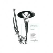 Bessonnet Georges - Recitatif Et Petit Allegro - Trombone Et Piano