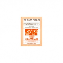 Divers Auteurs - 20 Duos Faciles D