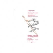 Stamitz Karl - Concerto En Fa Majeur - Basson Et Piano