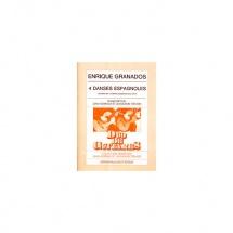 Granados Enrique - 4 Danses Espagnoles - 2 Guitares