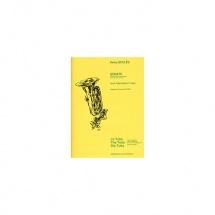 Eccles Henry - Sonate - Tuba Et Piano