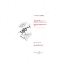 Corelli Arcangelo - Concerto - Trompette, Piano