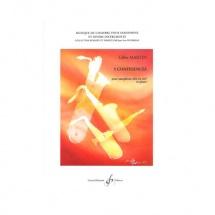 Martin Gilles - 5 Confidences - Saxophone Mi B Et Piano