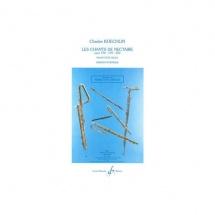 Koechlin Charles - Les Chants De Nectaire - Version Integrale - Flute Seule