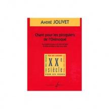 Jolivet Andre - Chant Pour Les Piroguiers De L