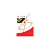 Abbott Alain - Microcosme Livre I - Piano