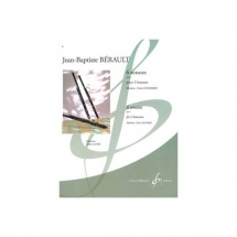 Berault Jean-baptiste - 6 Sonates Opus 1 - 2 Bassons