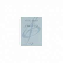 Markeas Alexandros - Obsessions - Quatuors A Cordes