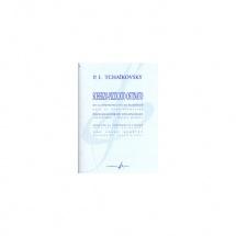 Tchaikovski, P.i. - Scherzo Pizzicato Ostinato De La Symphonie N°4 - Violoncelle