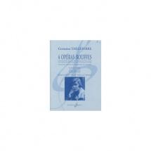 Tailleferre Germaine - 4 Operas Bouffes Volume 1 - Voix Et Piano