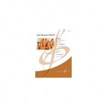 Bach J.s. - 6 Suites : Vol.2 - Harpe