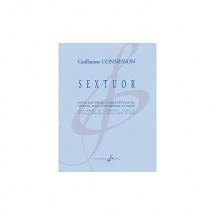 Connesson Guillaume - Sextuor - Hautbois, Clarinette, Violon, Alto Contrebasse Et Piano