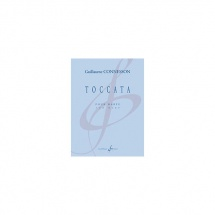 Connesson Guillaume - Toccata - Harp