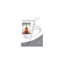 Dubugnon Richard - Sonata Op.44 - Contrebasse Et Piano