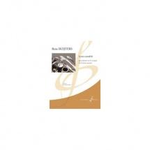 Ruijters Rene - Lento Cantabile - Clarinette En Si B Et Piano