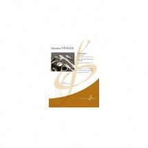 Vivaldi Antonio - Concerto En La Mineur - Clarinette Basse En Si B Et Piano