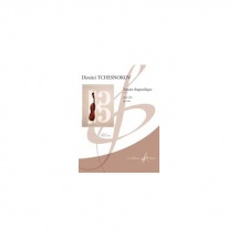 Tchesnokov Dimitri - Sonate Rhapsodique Opus 61 - Alto Seul