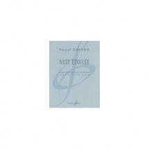Zavaro Pascal - Nuit Etoilee - Violoncelle Et Piano