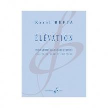 Beffa Karol - Elevation - Quintettes - Autres Formations