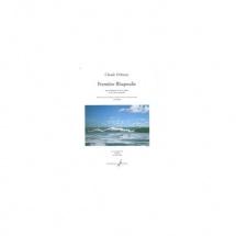Debussy - Premiere Rhapsodie - Clarinette