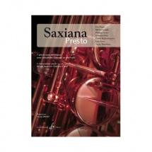 Saxiana Presto + Cd