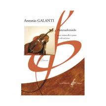 Galanti Antonio - Punctualizzando - Violoncelle Et Piano