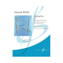 Weiss Heinrich - Singvogelchen - Polka Opus 55 - Piccolo Et Piano