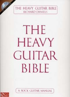Heavy Guitar Bible + Cd