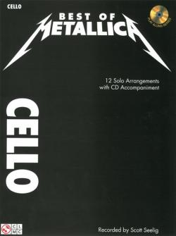 Metallica - Best Of Metallica + Cd - Violoncelle