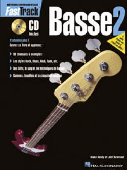 Fast Track Basse Vol.2 + Cd