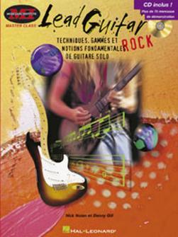 Nolan/gill - Lead Guitar Rock + Cd - Guitare