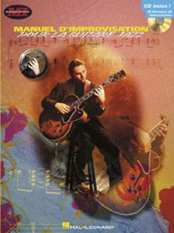 Jacobs Sid - Manuel D'improvisation Pour La Guitare Jazz + Cd