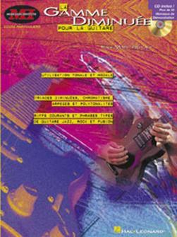 Belkadi J.m. - Gamme Diminuee + Cd - Guitare