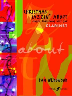 Wedgwood Pam Christmas Jazzin About Clarinet And Piano
