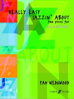 Wedgwood Pam Really Easy Jazzin About Clarinet And Piano