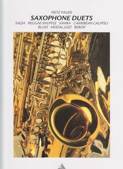 Pauer F. - Saxophone Duets