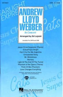Webber A.l. - Format Webber A.l. In Concert Satb