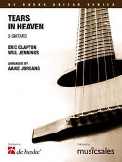 Clapton Eric - Tears In Heaven - Quintette Guitares