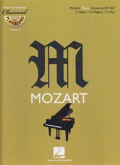 Mozart W.a. - Concerto En Do Majeur Kv 467 + Cd - Piano