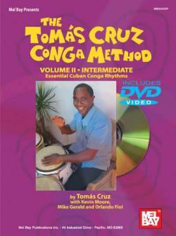Cruz Tomas - Conga Method Volume 2 + Dvd - Conga