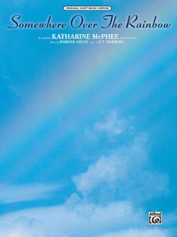 Mcphee Katherine Somewhere Over The Rainbow Pvg