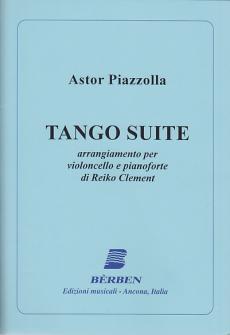 Piazzolla A. - Tango Suite - Violoncelle Et Piano