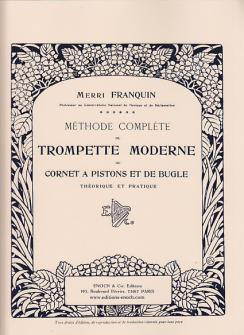 Franquin M. - Methode Complete De Trompette Moderne