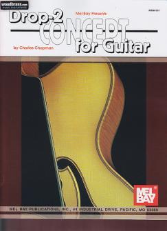 Chapman Ch. - Drop-2 Concept For Guitar