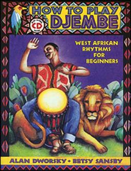 Dworsky Alan - How To Play Djembe + Cd