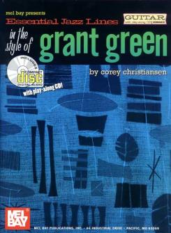 Christiansen Corey - Essential Jazz Lines: In The Style Of Grant Green + Cd - Guitar