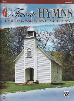 Favorite Hymns Instrumental Solos + Cd