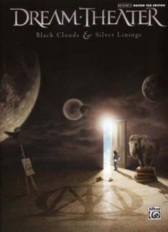 Dream Theater - Black Clouds & Silver Linings - Guitare Tab