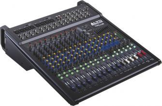 - Console de mixage amplifiee ...