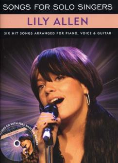 Allen Lily - Songs For Solo Singers + Cd - Pvg